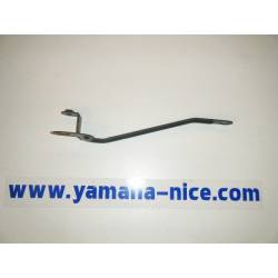 Support cache latérale gauche origine YAMAHA TDM 850 1996 à 2001