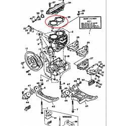 Joint de culasse pour jet ski Yamaha WR500 1987 1989