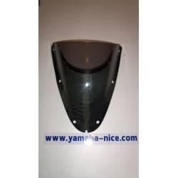 Bulle fumé + carbone APOGE CARBONE pour YAMAHA YZF R1 98/00