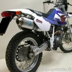 SILENCIEUX TT600R