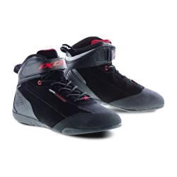 Chaussures IXON Speeder Noir et Rouge
