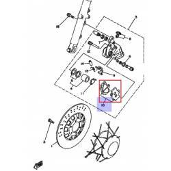 Plaquette de freins SR125 1992 1996