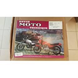 Revue Moto Technique ETAI N°47 Yamaha XJ 400 4V7