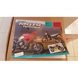 Revue Moto Technique ETAI N°85 Yamaha TDM 850 de 1991 à 1995