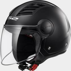 Casque LS2 Airflow Noir Brillant