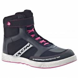 Chaussures IXON Slack Noir/Blanc/Rose